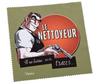 Mikrokuituliina Le Nettoyeur