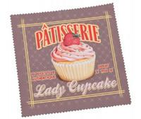 Mikrokuituliina Lady Cupcake