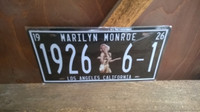 Peltitaulu Marilyn Monroe