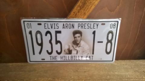 Peltitaulu Elvis Aron Presley