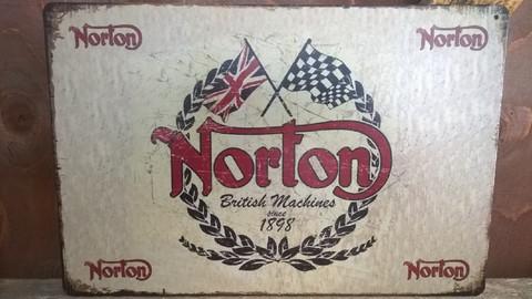 Peltitaulu Norton
