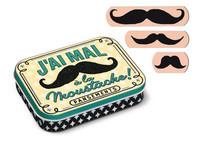 Les Moustaches Laastari Rasia