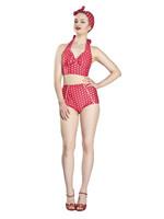 Polka Dot Print Bikinit Layla