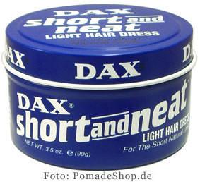 Dax Short and Neat Hiusvaha