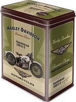 Säilytyspurkki L Harley-Davidson