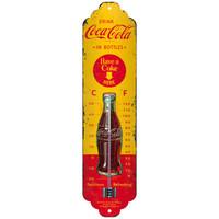 Lämpömittari coca-cola in Bottles