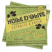 Servetti Huile D`olive