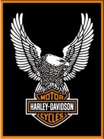 Magneetti Harley-Davidson Kotka