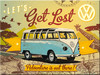 Magneetti Let`s Get Lost VW