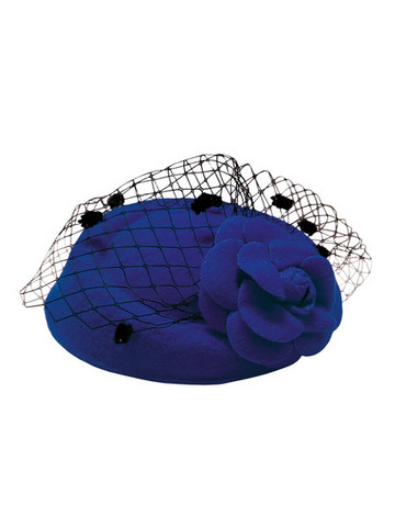 Jemima Hat BLUE