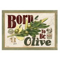 Pöytätabletti Born To Be Olive