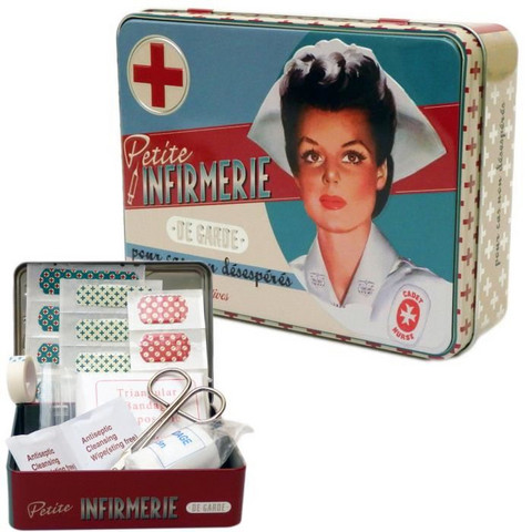 Ensiapu setti First Aid Kit