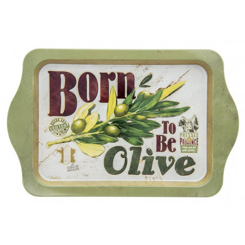 Pieni Tarjotin Born To Be Olive
