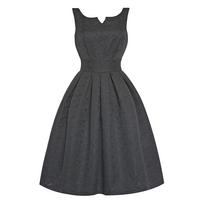 Felisia Dress Musta
