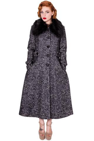Simple Game coat Grey talvitakki