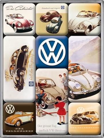 Magneettisetti VW