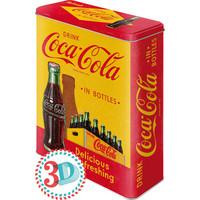 Peltipurkki XL Coca-Cola In Bottles