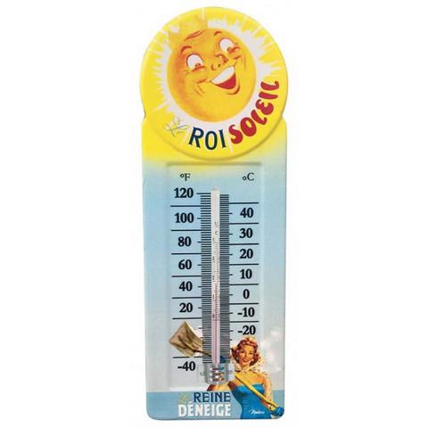 Lämpömittari Soleil