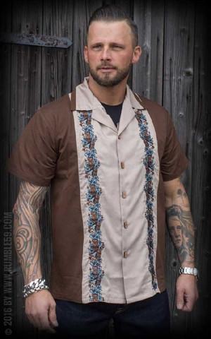 Lounge Shirt Aloha Tiki