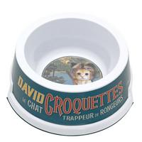 Kissan ruokakuppi David Croguette