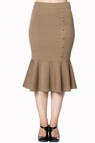 History Repeats Skirt Beessi