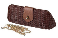 Lizzie Vintage Ladies Clutch Bag