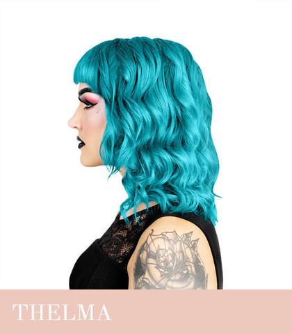 Herman's Amazing Thelma Turquoise