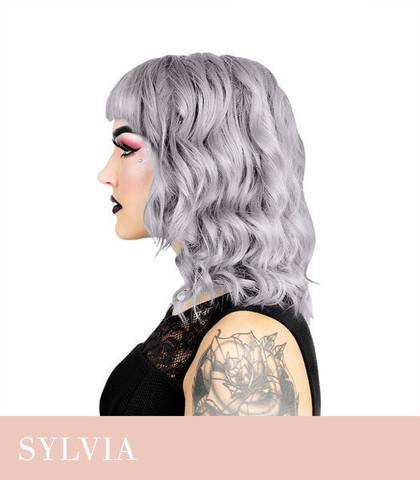 Herman's Amazing Sylvia Silver