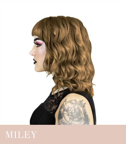 Herman's Amazing Miley Milk Tea Brown