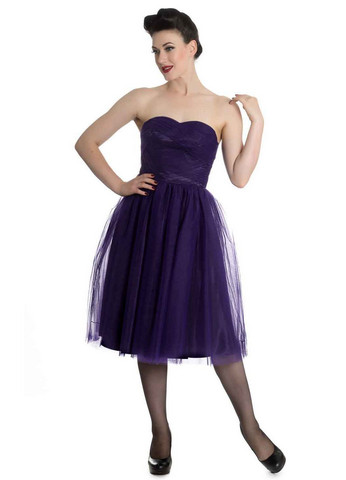 Tamara Dress Lila