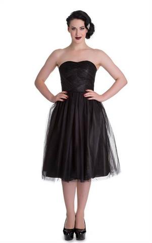 Tamara Dress Musta