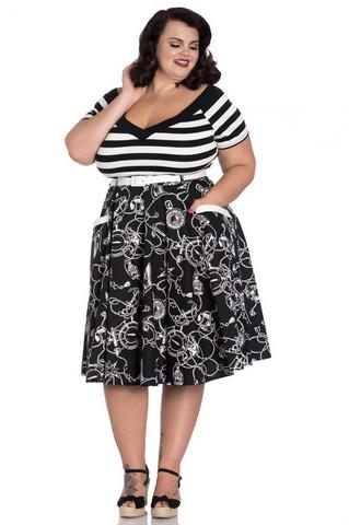 Mistral 50`s skirt