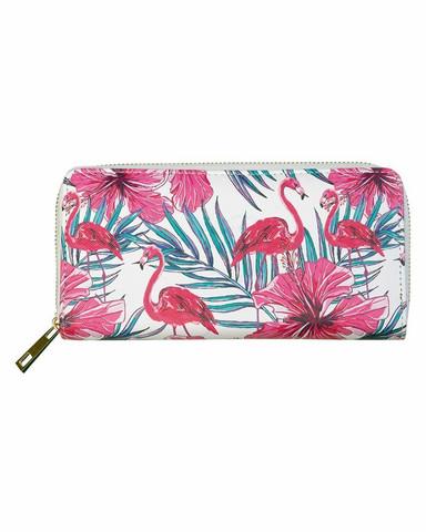 Pink Moon Vintage 50s Flamingo Wallet