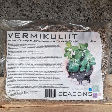 Vermikuliitti 3l