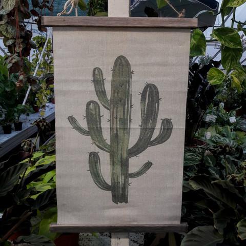 Seinävaate kaktus