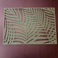 Pöytätabletti palmunlehti