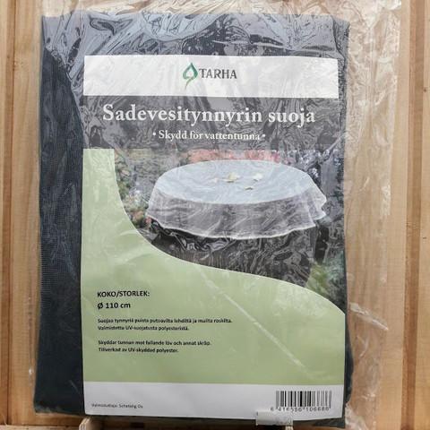 Sadevesitynnyrin suoja
