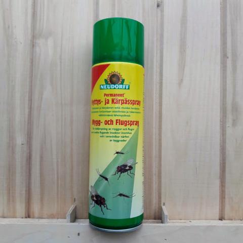 Permanent Hyttys- ja Kärpässpray