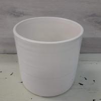 Simona ruukku valkoinen 12,4 cm