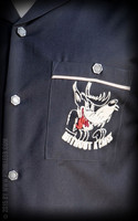 Workershirt Big Bad Wolf