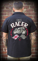 Lounge Shirt Cafe Racer