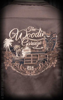 Keilapaita - The Woodie Garage