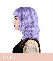 Herman's Amazing Vicky Violet