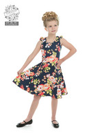 Mini Rockabella Jennifer Blue Kleid