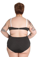 Elsie 50`s Swimsuit Plus size