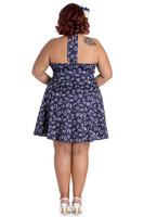 Marin Mini Dress Sininen