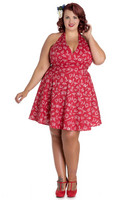 Marin Mini Dress Punainen