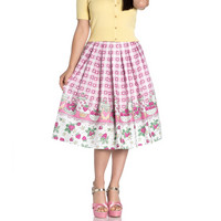 Strawberry shortcake skirt