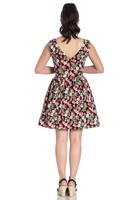 strawberry sundae mini dress