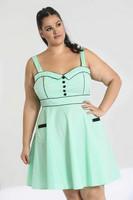 Vanity Mini Dress Plus size